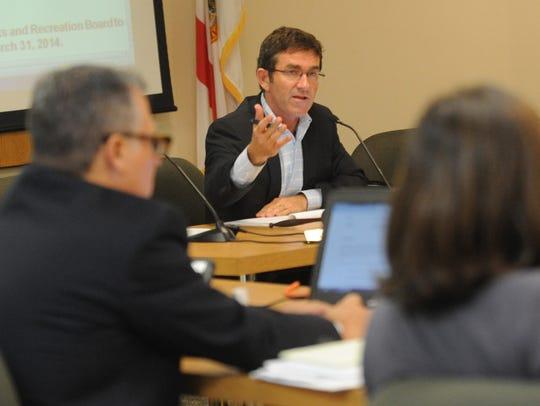 Pensacola City Councilman Brian Spencer.