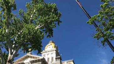 Licking County to put American flag on top of courthouse