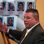 Roxbury Police Chief James Simonetti hopes to bring special trauma kits into the district's schools.
