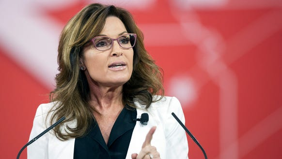 Sarah Palin at Conservative Political Action Conference