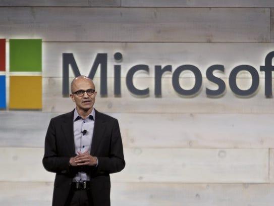 Microsoft CEO Satya Nadella is in the midst of maneuvering