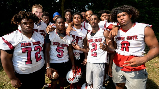 Penns Grove High School's football team is experienced, talented and hungry for a South Jersey Group 1 title.
