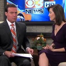 News anchor tells viewers he has months to live.