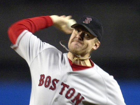 "Curt Schilling won 216 games and amassed 3,116 strikeouts in his 20-year career, but he is best-known for his victory over the Yankees in Game 6 of the 2004 ALCS, known as the ""bloody sock game."""
