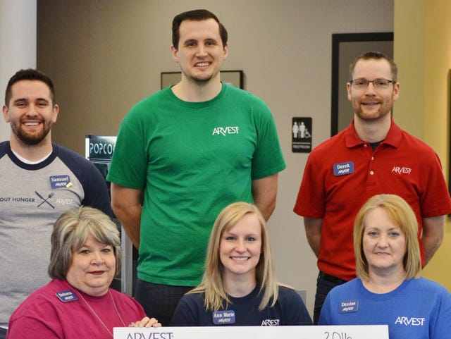 Arvest Bank Casual for a Cause raises $4,900