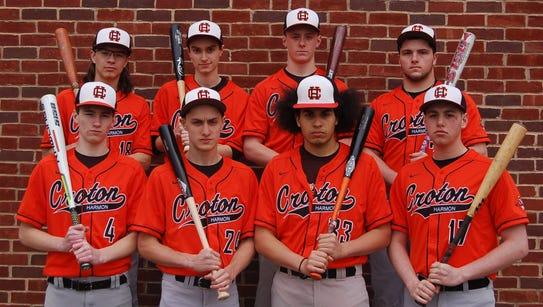 The 2017 Croton-Harmon baseball team.