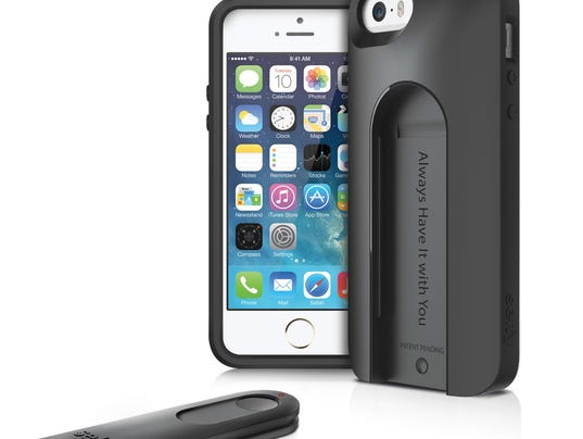 iLuv Selfy case iPhone 5s black