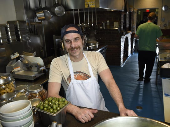 Germantown - City House: Chef Tandy Wilson's creations