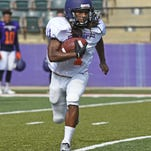 Running back Daniel Taylor and the Northwestern State Demons open the season on Thursday night at home against Southeastern Louisiana.