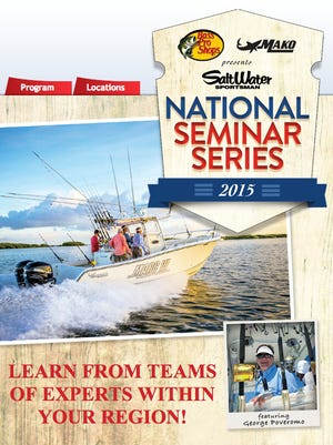 In its 28th year, the Salt Water Sportsman National Seminar Series is the nation's longest running and most popular educational seminar on recreational marine angling.