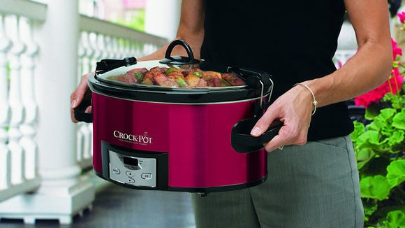 One of our favorite slow cookers is a great low price right now