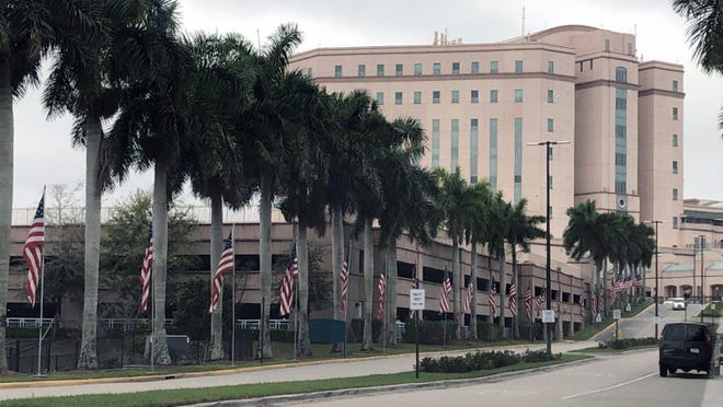 Tri-Rail officials are reconsidering a station near the West Palm Beach VA Medical Center in Riviera Beach.