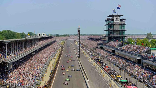 One of the most familiar scenes in sports will look extremely different at this year's Indy 500.