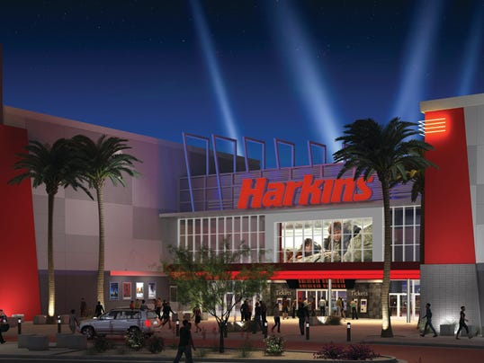 harkins theatres to break ground on goodyear theater