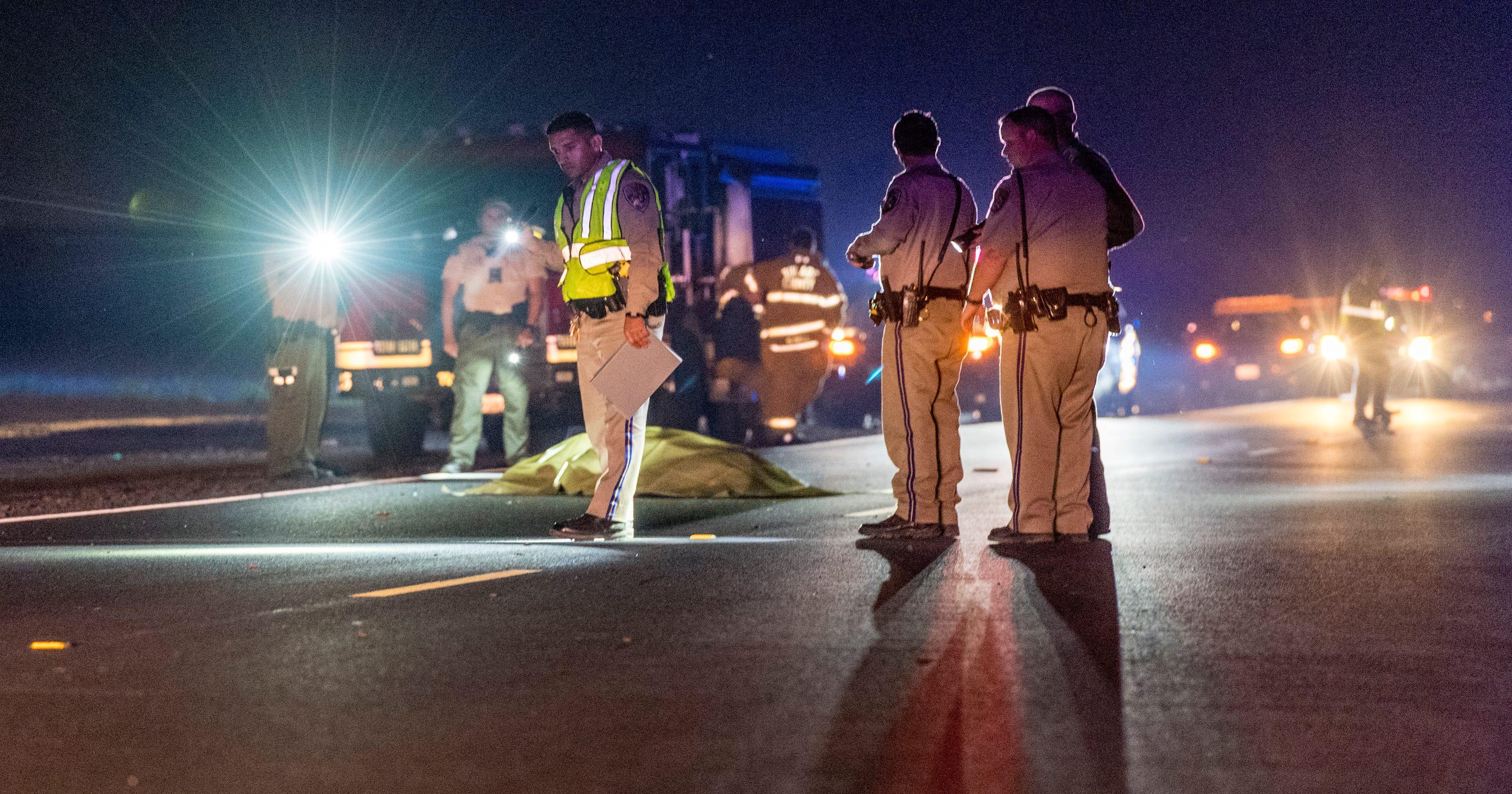 CHP investigates fatal Tulare hit-and-run