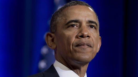 Barack Obama Barack Obama  AP President Bar- ack Obama?s