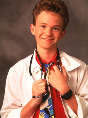 """Neil Patrick Harris  starred from 1989 to 1993 as the precocious teen doctor on the TV series """"Doogie Howser, M.D."""""""
