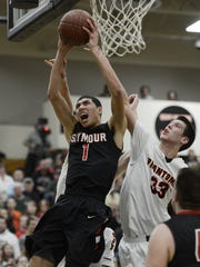 Former Seymour standout Sandy Cohen will make his debut with the University of Wisconsin-Green Bay men's basketball team Thursday night against Bowling Green.