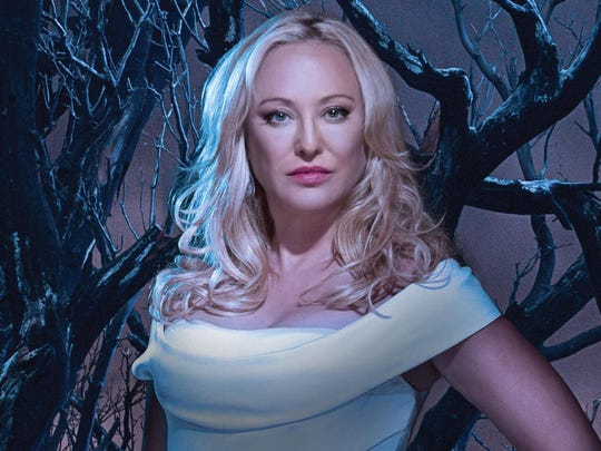 "Virginia Madsen is the dominating matriarch of an ""American"