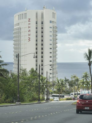 The Westin Resort Guam in Tumon, as pictured on March 5, 2016.