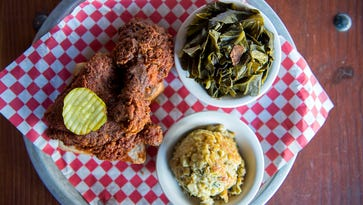 Dining review: Rocky's Hot Chicken Shack South