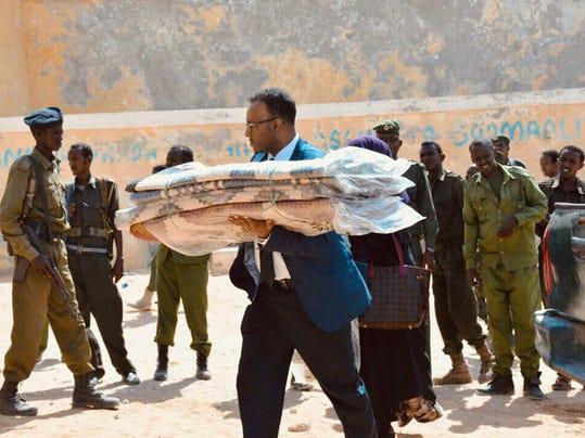 Somalia Explosion Helping the Homeland
