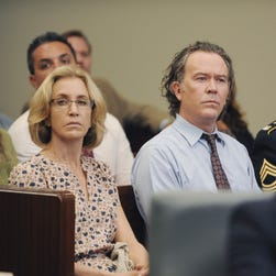 Felicity Huffman, Timothy Hutton and David Hoflin star in the gritty  ABC drama 'American Crime.'