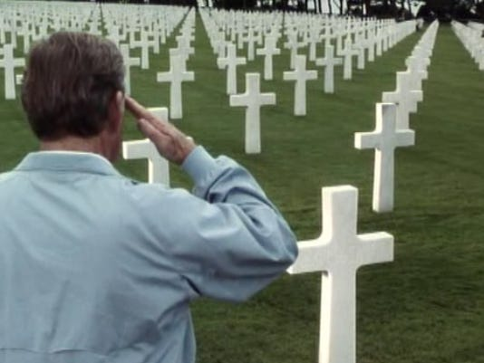 saving private ryan cemetery
