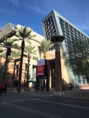 The Phoenix Convention Center.