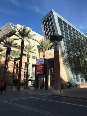 The Arena summit was held at the Phoenix Convention Center on Dec. 8-9, 2017.