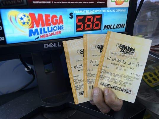 Mega Lottery Usa