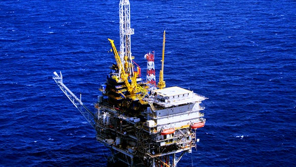 A lone fatality was reported on a Gulf of Mexico platform.