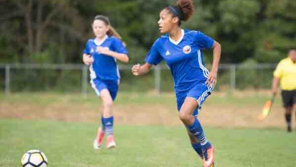 Millville Aaniyah Street earned a spot on the US National U14 squad.