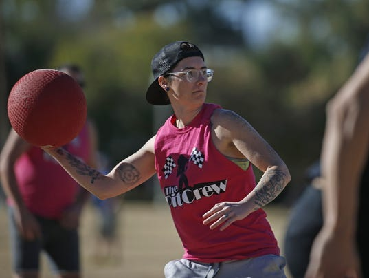 The Phoenix Fire Kickball League