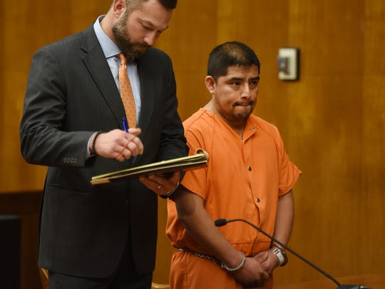 Juan Tacilla, a North Bergen cab driver, who is charged