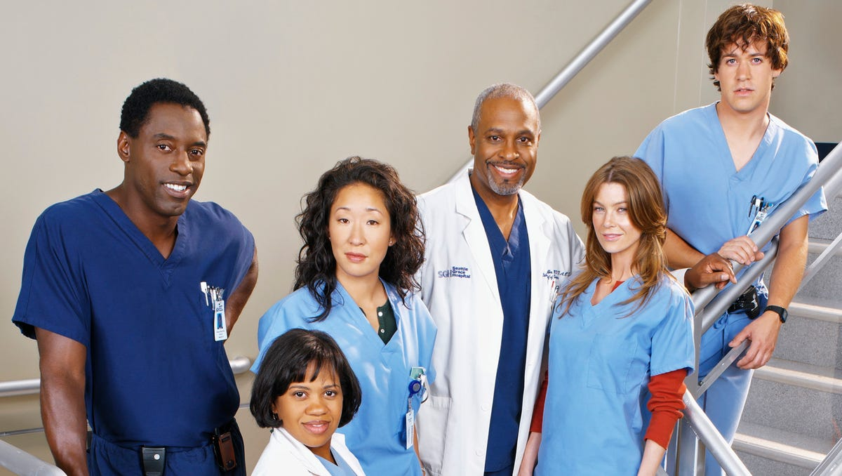 Patrick Dempsey Turns 55 Where Is The Grey S Anatomy Cast Now
