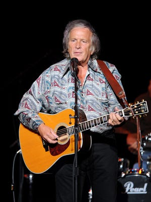 """Don McLean, seen here performing in Las Vegas in 2012, says songwriting is """"dead."""""""
