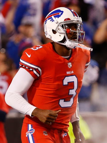 It was a surprise when the Bills made EJ Manuel the