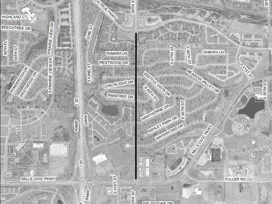 West Des Moines 50th Street May Not Be Done This Year