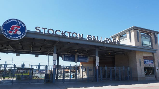 Stockton Ballpark will play host as the alternate training site to the Oakland Athletics for the 2021 season.