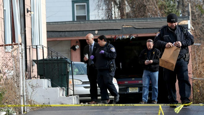 Rochester Police investigate abduction at 22 Harvest Street in December.