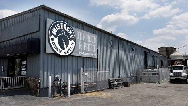 Wiseacre Brewing is currently housed on Broad Avenue and has decided to not move into the Mid-South Coliseum.