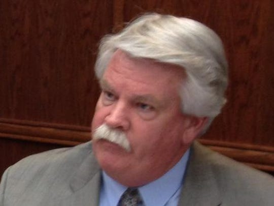 Former Red Bank borough administrator Stanley Sickels in 2014.