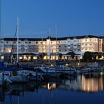 Harbor Hotel in Watkins Glen is nominated as one of the best waterfront hotels in the nation.