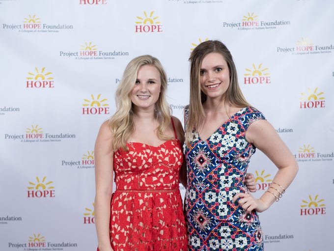 An Evening of HOPE held at the TD Convention Center
