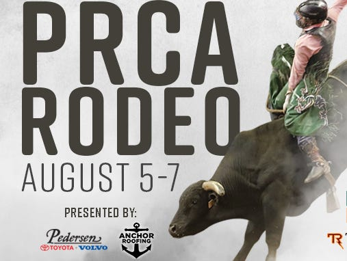Catch the Rodeo thrills at the Larimer County Fair with a four pack of tickets. Enter 7/6-8/2.