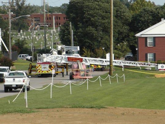 Ice Bucket Challenge-Firefighters Hurt