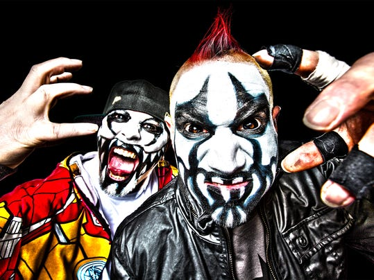 Twiztid gets back to tweeting!   Faygoluvers