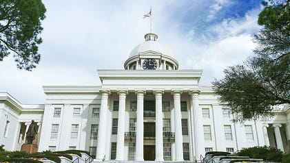 The Alabama State Capitol in Montgomery. The state's political landscape has changed dramatically with the decisive move by new Gov. Kay Ivey to call for the election of Jeff Sessions' successor to the Senate this year.
