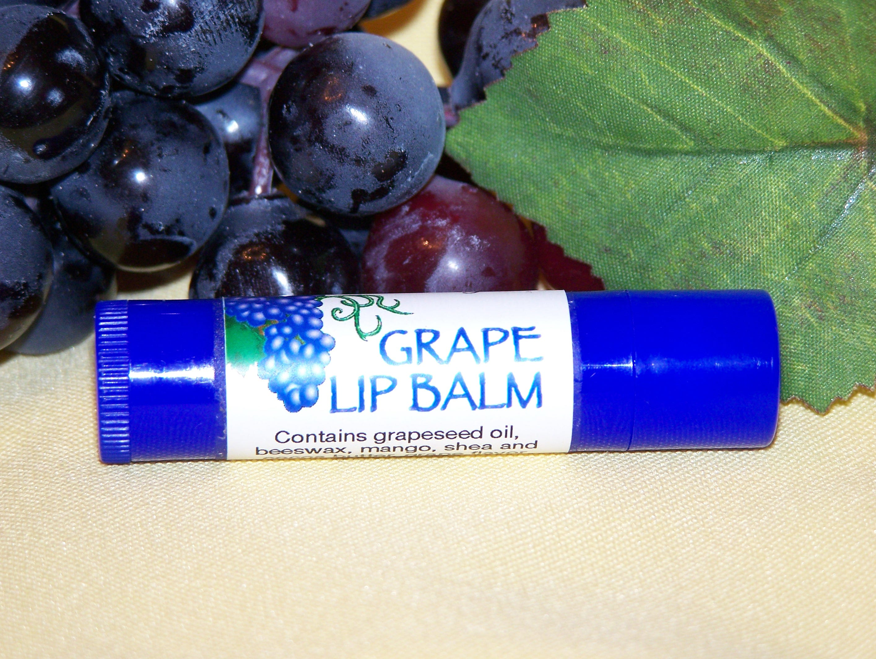 Get a free Heal My Sole Lip Balm with any $10 or more purchase of Heal My Sole products.